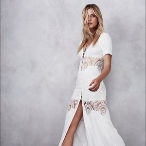 STONE COLD FOX OCTAVIA GOWN